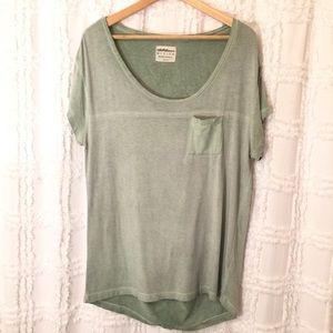 Urban Outfitters Colorfast Apparel Oversized Tee